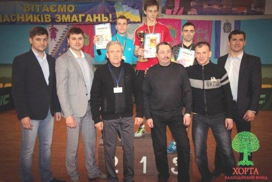 турнир в Запорожье