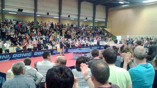 Лига чемпионов по настольному теннису 2014