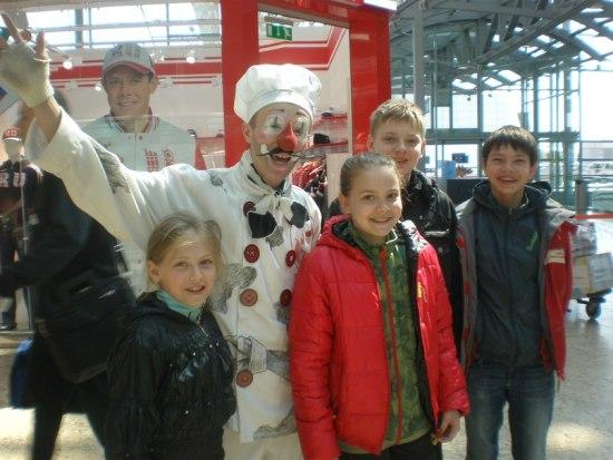 Крым, культурная программа началась