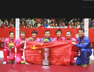 Женская сборная Китая