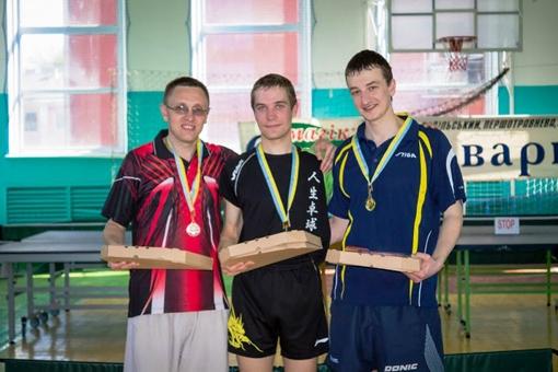 настольный теннис в Каменец-Подольском 3