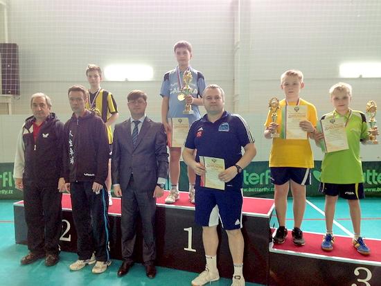 победители чемпионата России 1