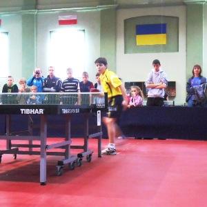 теннис в Жовкве, Лимонов