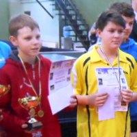 теннис в Жовкве, призеры