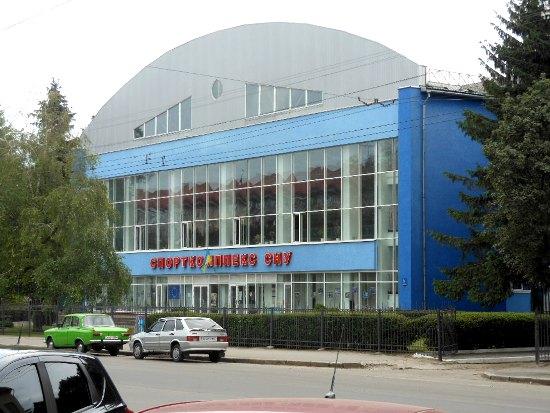 Луцк, университет