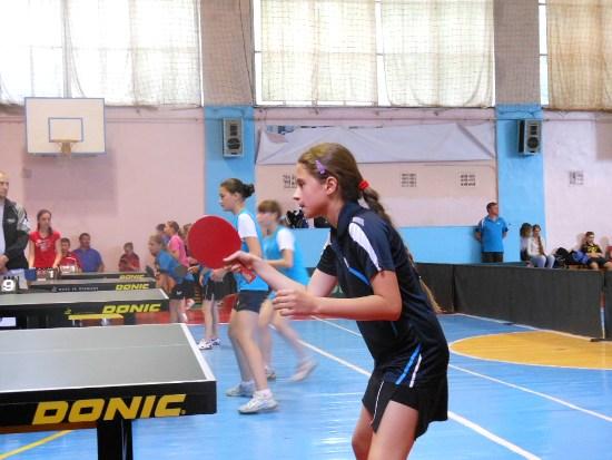 Умань, отбор по настольному теннису