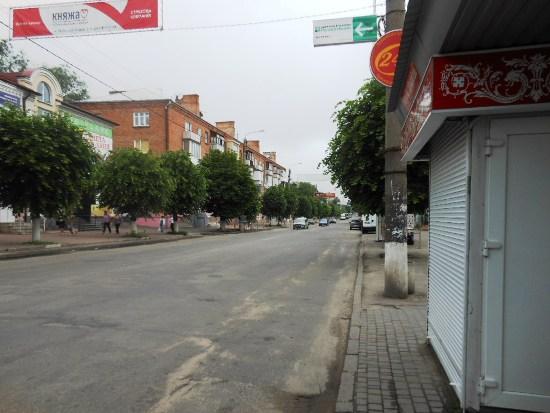 Умань, улица Радянська