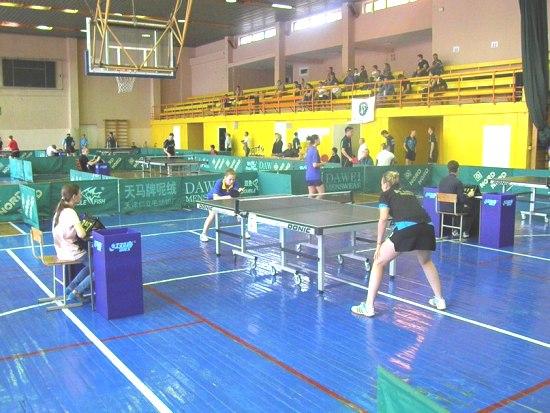 настольный теннис в Киеве