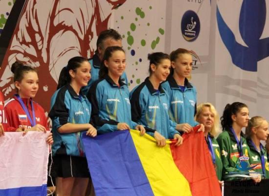 Команда Румынии