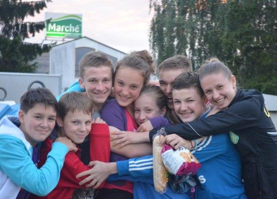 Команда Украины