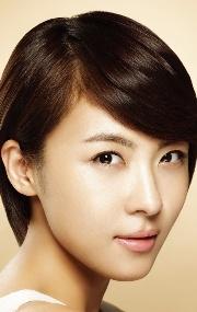 актриса Ха Чжи Вон