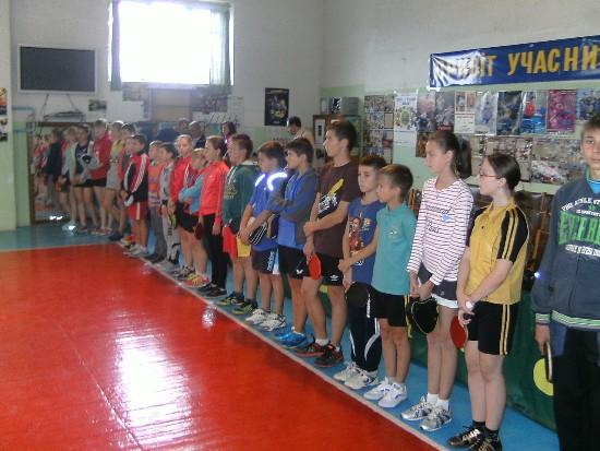 участники отбора в Хмельницкой области