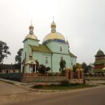Храм в Рогатыне