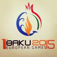 Логотип Первых европейских игр