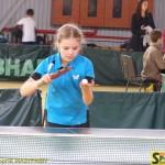 Теннисистка из Рогатына