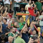 болельщики на Евро-2014