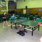 молодежный чемпионат по настольному теннису