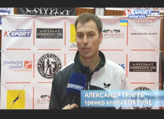 тренер Фортуны