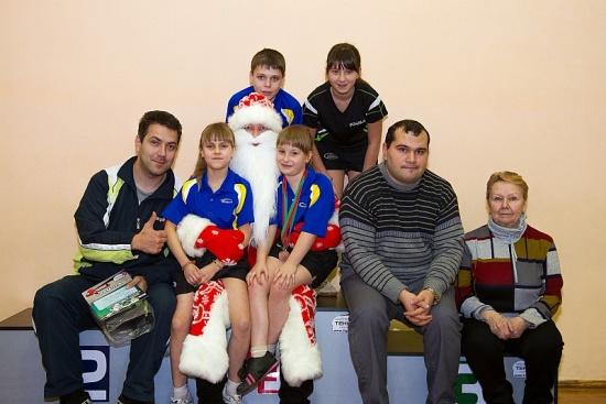 Команда из Украины