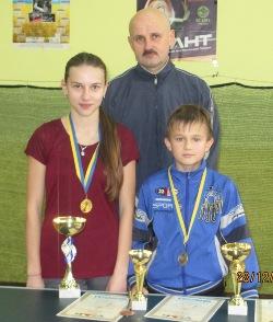 призеры Славуты 2014