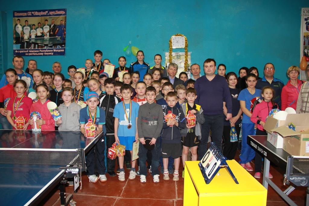 участники турнира в Молдове