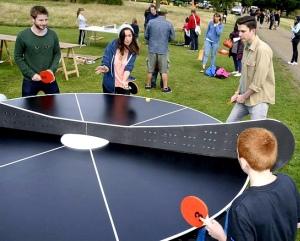 3Тping pong