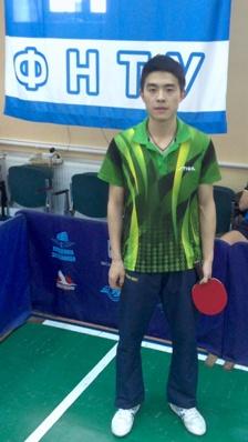 Ли Янг на Суперлиге 3 тур