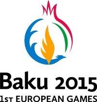 логотип 1 европейских игр