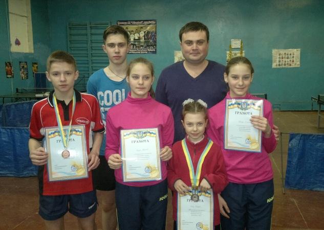 Команда из Молдавии и ее тренер Олег Шарик