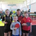 теннисисты из Красилова
