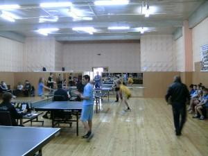 Зал спортивного центра