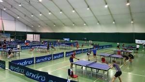 Спортивный зал в Албене