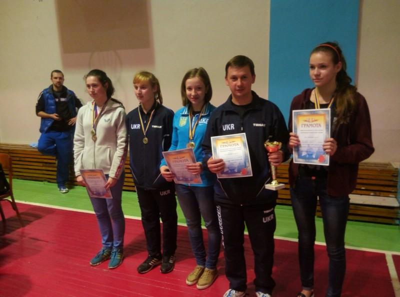 Команда Киева - чемпионы