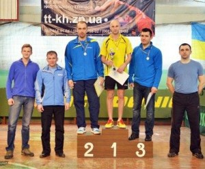 Призеры Кубок Хортицы 2016