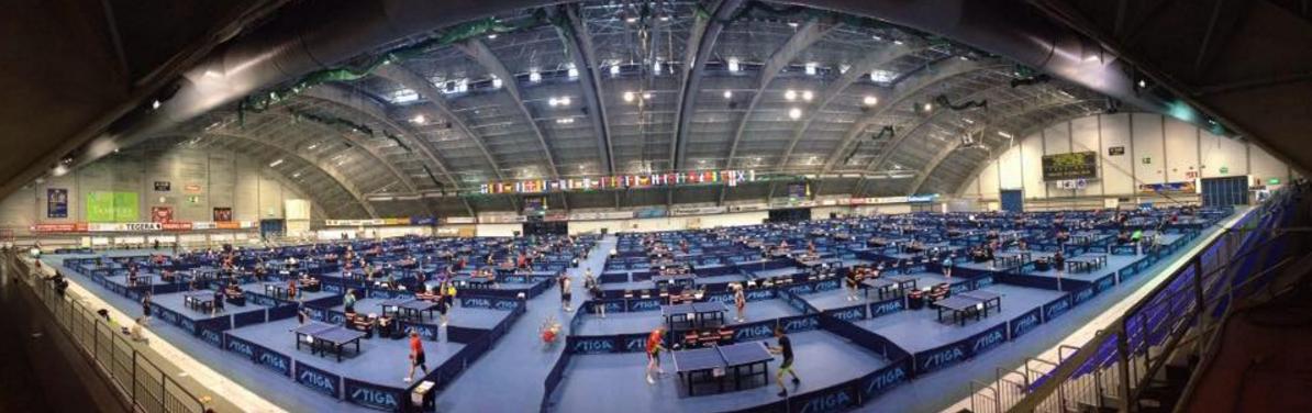 Чемпионат Европы в Тампере