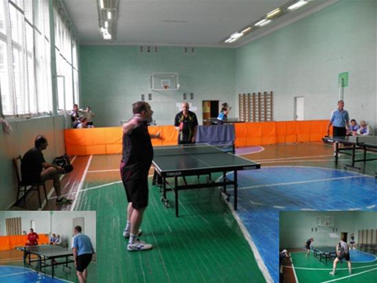 Теннисный зал в Трускавце. Фото с сайта ФНТ Львовской области