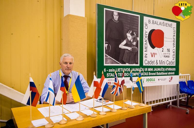 Турнир в Литве