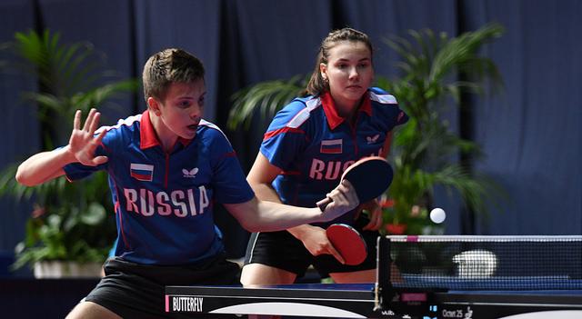 Анастасия Колиш и Владимир Сидоренко