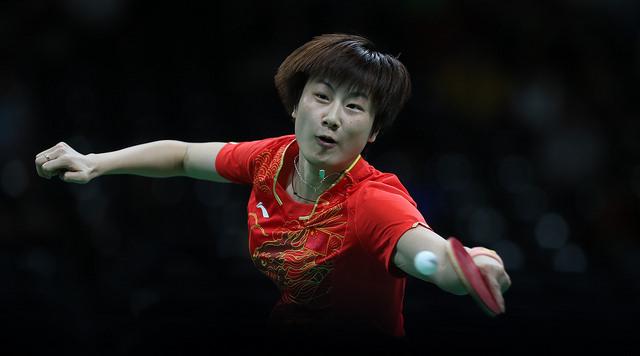 Ding Ning - лидер китайской команды