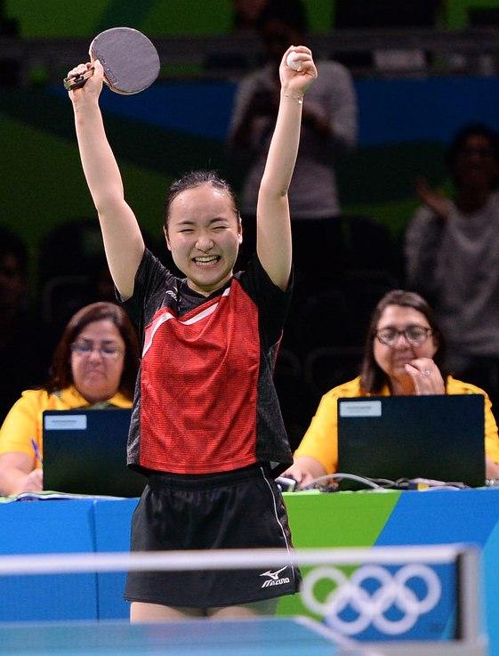 Ито Мима достойно провела свой бронзовый матч!