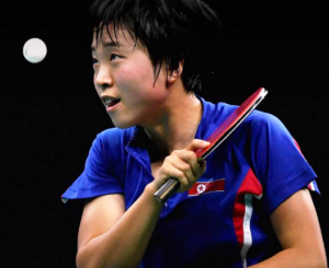KIM Song I тянет свою команду до очередной награды. Однако следующий матч кореянки играют с китаянками
