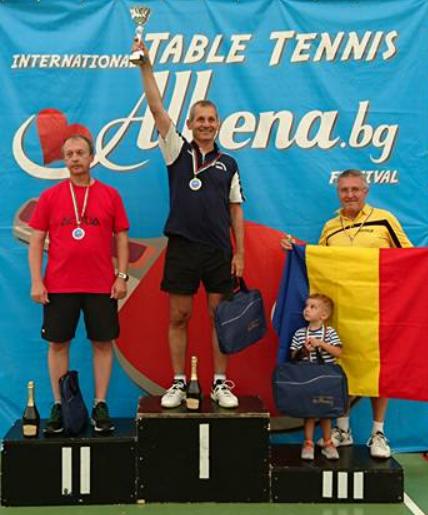 Владимир Семипядный - серебряный призер Албены-2016