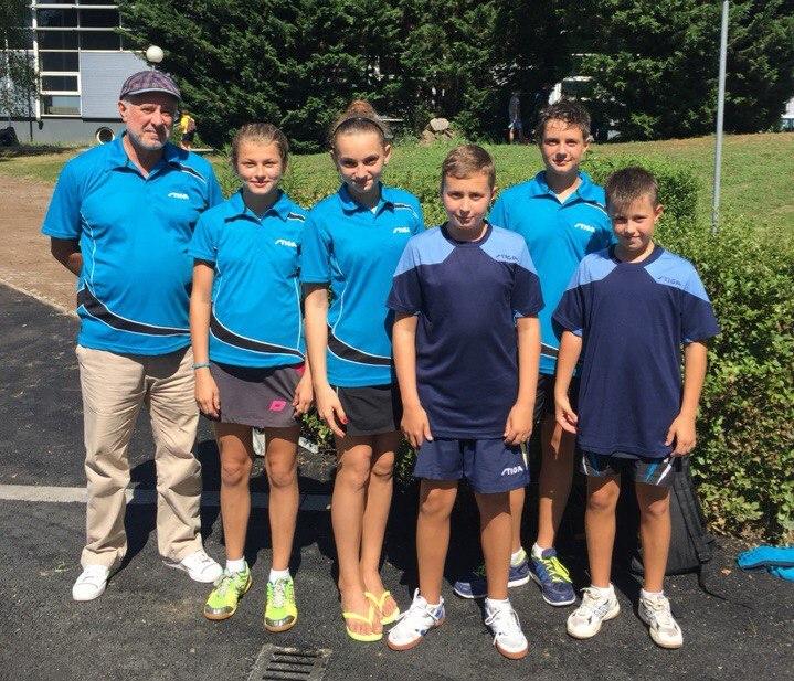 Страсбург фото украинских теннисистов