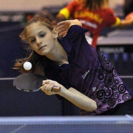 Наталина Брынза - участница международных соревнований