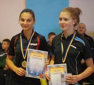 Чемпионки в парах: Анна Миклуха и Настя Димитренко