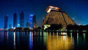 Отель Doha-Sheraton