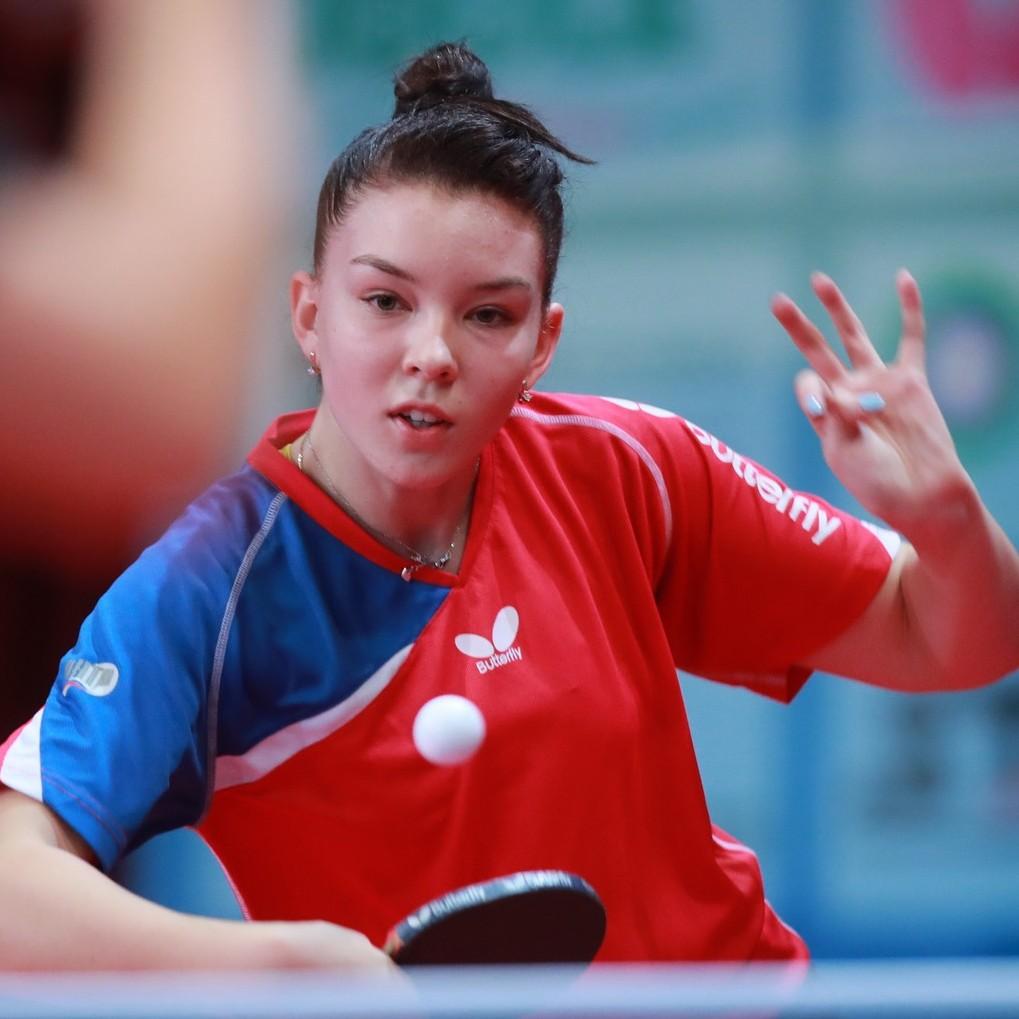 К сожалению, не повезло Марии Тайлаковой - она во втором круге уступила американской китаянке WANG Crystal