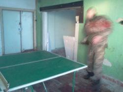 настільний теніс в ато